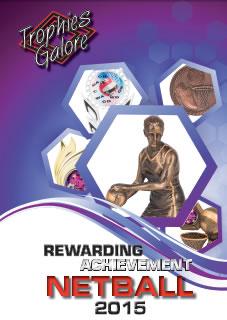 Netball Brochure Cover